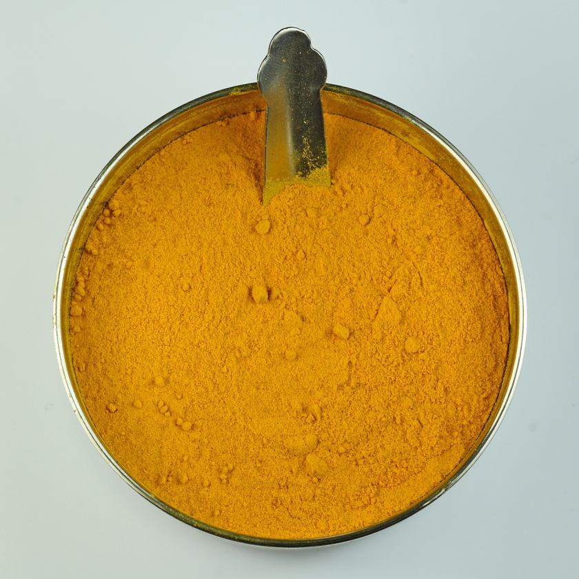 Powerful Powder of Turmeric