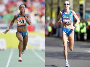 Runners, explosiveness/strength vs endurance/distance