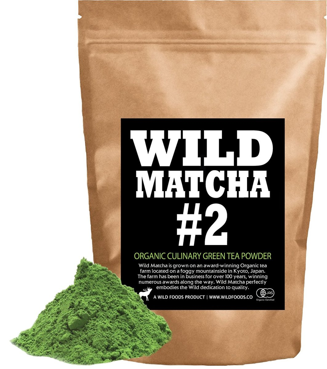 How to Quit Harmful Pre-Workout Supplements and Drastically Reduce Coffee by Going Green (Matcha)